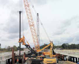 NC-17 over the Brunswick River, Bridge Replacement