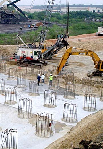 Cemex Usa Balcones Cement Plant Expansion A H Beck